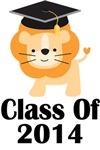 Class of 2014 Lion Graduation Design