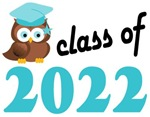 2022 Graduation Tee Shirts (owl)