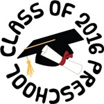 2016 Preschool Graduate Kids T-shirts