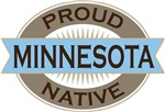 Proud Minnesota Native T-shirts