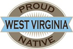 Proud West Virginia Native T-shirts
