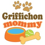 Griffichon Mom T-shirts and Gifts