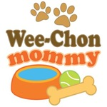 Wee-chon Mom T-shirts and Gifts