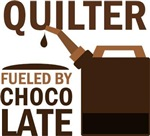 Quilter Fueled By Chocolate Occupations