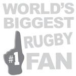 Rugby Fan Foam Hand Tees