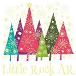 Little Rock Arkansas Holiday Tshirts
