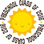 Preschool Class Of 2016 sunshine