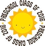 Preschool Class Of 2016 sunshine