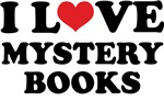 I LOVE MYSTERY BOOKS