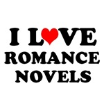 I LOVE ROMANCE NOVELS