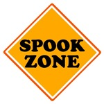 Funny Spook Zone Halloween T-shirts