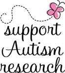 Support Autism Research T-shirts