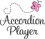 Accordion Player T-shirts