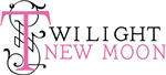 Twilight New Moon T shirt Gifts