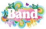 Retro Band Music Gifts