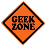 Funny Geek Zone T-shirts and Gifts