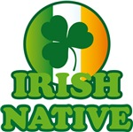 IRISH NATIVE TEE SHIRT T-SHIRTS