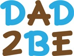 Dad 2 Be Tee Shirts