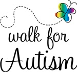 Walk For Autism T-shirts