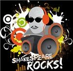 FUNNY SHAKESPEARE ROCKS T-SHIRTS
