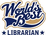 World's Best Librarian T-shirts and Gifts