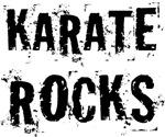 Karate Rocks T-shirts and Hoodies