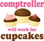 Funny Comptroller T-shirts and Gifts