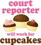 Funny Court Reporter T-shirts and Gifts