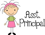 Cute Assistant Principal Shirts and Gifts