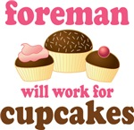 Funny Foreman T-shirts and Gifts