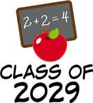 Class Of 2029 Apple Graduation