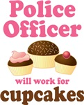 Funny Police Officer T-shirts and Gifts