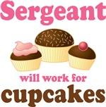 Funny Sergeant T-shirts and Gifts