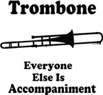 Funny Trombone T-shirt and Gifts