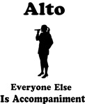 Funny Alto T-shirt and Gifts