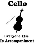 Funny Cello T-shirt and Gifts