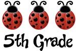 5th Grade School Ladybug Gifts and App
