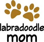 Cute Labradoodle Mom T-shirts and Gifts