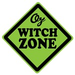 OZ Witch Zone Funny Gifts and Tees