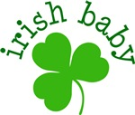 Irish Shamrock Baby Clothing