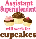 Assistant Superintendent T-shirts and Gifts