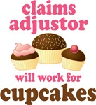 Funny Claims Adjustor T-shirts and Gifts