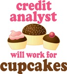 Funny Credit Analyst T-shirts and Gifts
