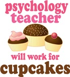 Funny Psychology Teacher T-shirts and Gifts