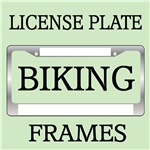 BIKING | CYCLING LICENSE FRAMES
