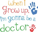 Future Doctor Kids T-shirts