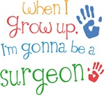 Future Surgeon Kids T-shirts