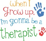 Future Therapist Kids T-shirts