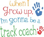 Future Track Coach Kids T-shirts