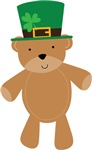 Irish Teddy Bear St Patricks T-shirts